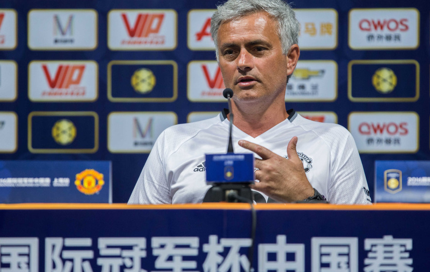 Jose Mourinho slams Arsene Wenger and Jurgen Klopp