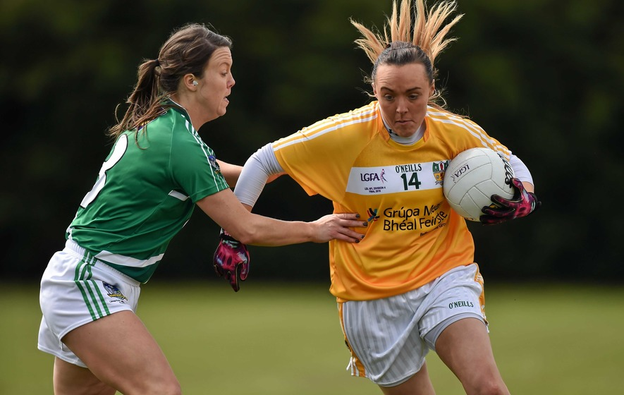 Antrim and Derry get the TG4 All-Ireland Junior Championship underway on Sunday with preliminary round home games against Longford and Carlow respectively