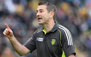 Donegal's Michael Murphy ready to go on the attack