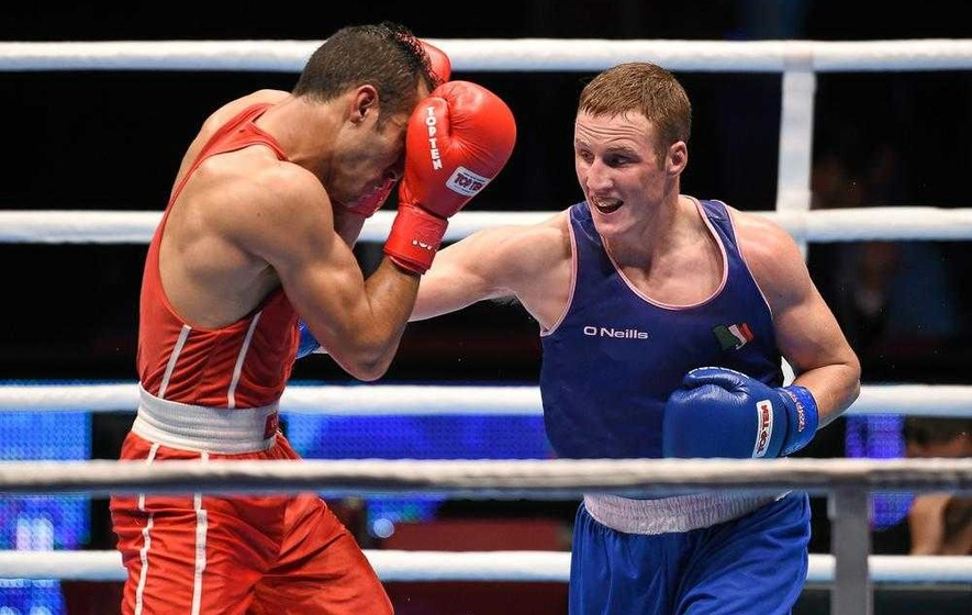 Michael O'Reilly banned from Olympic opening ceremony