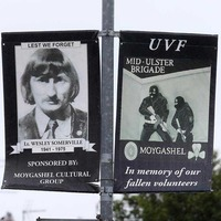 Brothers call for PSNI to take down Somerville banner