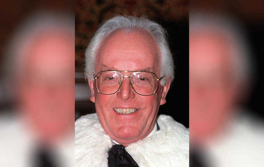 Dying Lord Rix in plea to House of Lords for euthanasia to be legalised