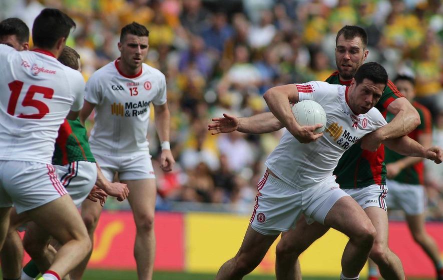 Live blog: All-Ireland SFC - Tyrone v Mayo