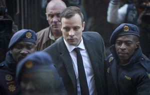 Oscar Pistorius denies suicide bid after suffering wrist injuries in prison