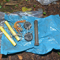 Two more dissident republican bombs found in Lurgan
