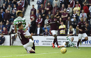 Scott Sinclair kicks off his Celtic career in style
