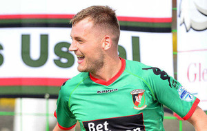 Danske Bank Premiership review: Champions Crusaders thrash Ballymena