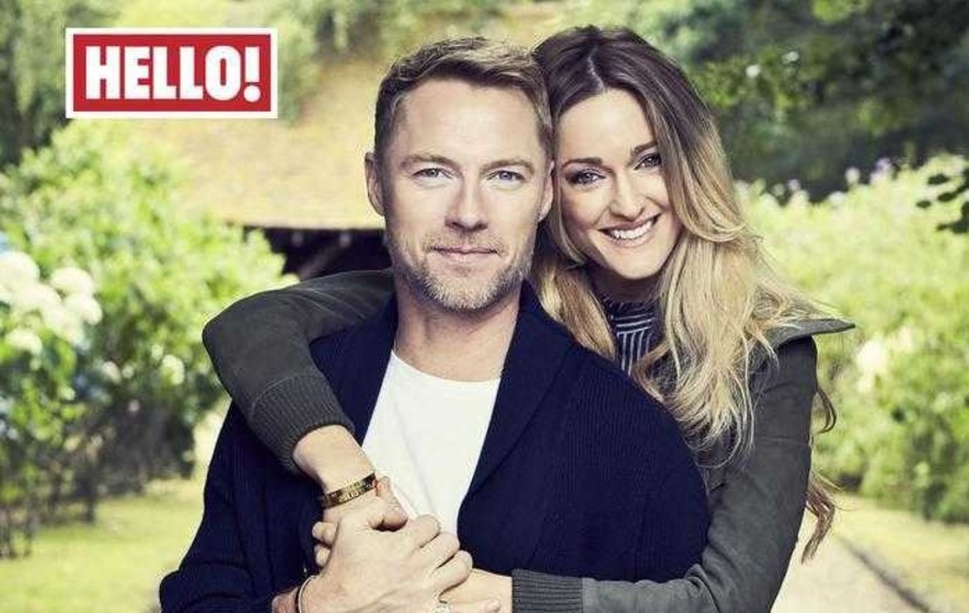 Ronan and Storm Keating reveal their plans to start a family
