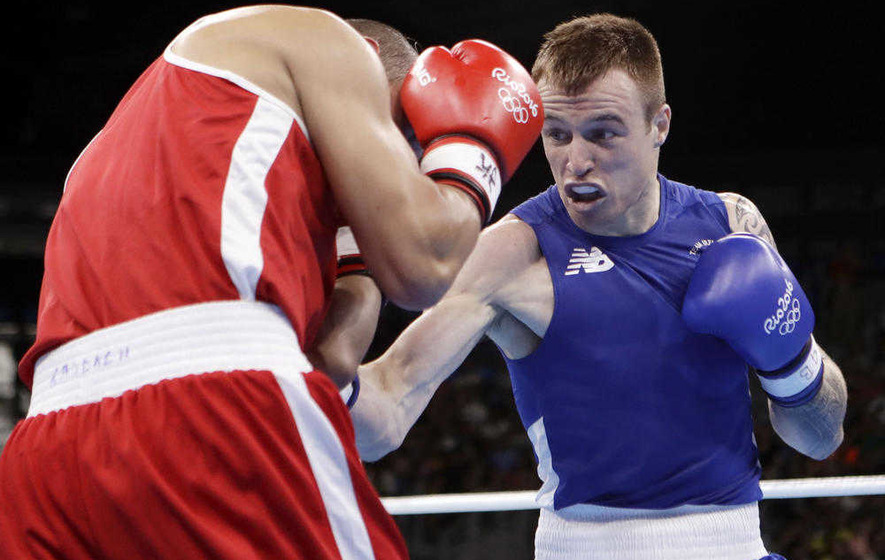Michael O'Reilly suspension: Boxer wants 'B' sample tested