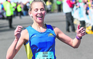 Laura Graham wins Rock'n'Roll Half Marathon in Dublin