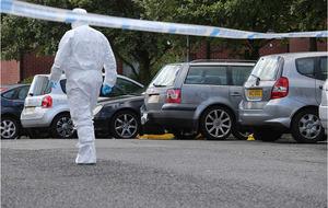 Leading loyalist John Boreland shot dead in north Belfast