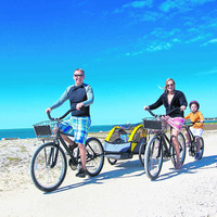 Two wheels good: three of the best family bikes