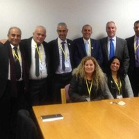 Sinn Féin meets delegation of Israeli government party