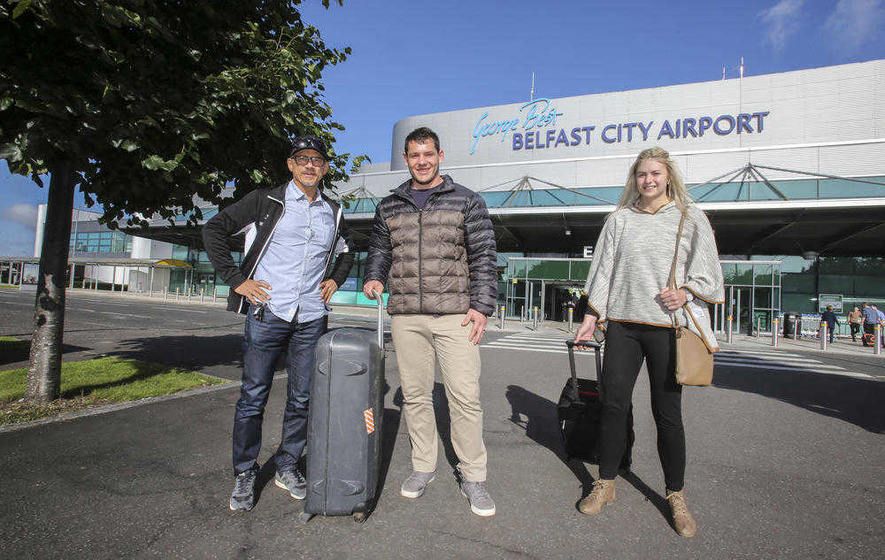 Ulster's big signing Marcell Coetzee arrives in Belfast