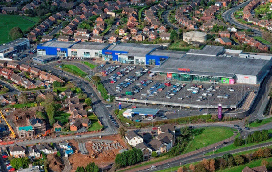 Sports Direct, Costa Coffee and Subway join Springhill Retail Park