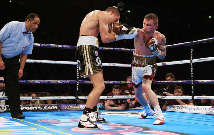 Carl Frampton-Leo Santa Cruz rematch should be in Belfast argues Glenn McCrory