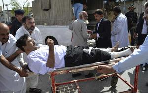 Militants target legal profession in Pakistan bomb blast