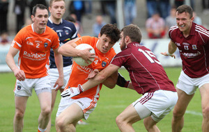 Armagh defender James Morgan facing up to year on sidelines