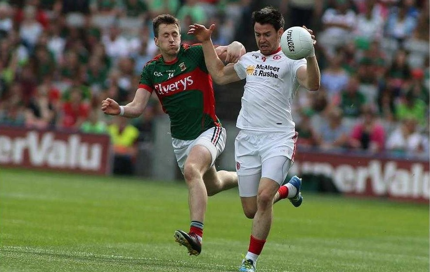 Six of the best for Tyrone in Cahair O'Kane's 2016 Ulster Allstar selection