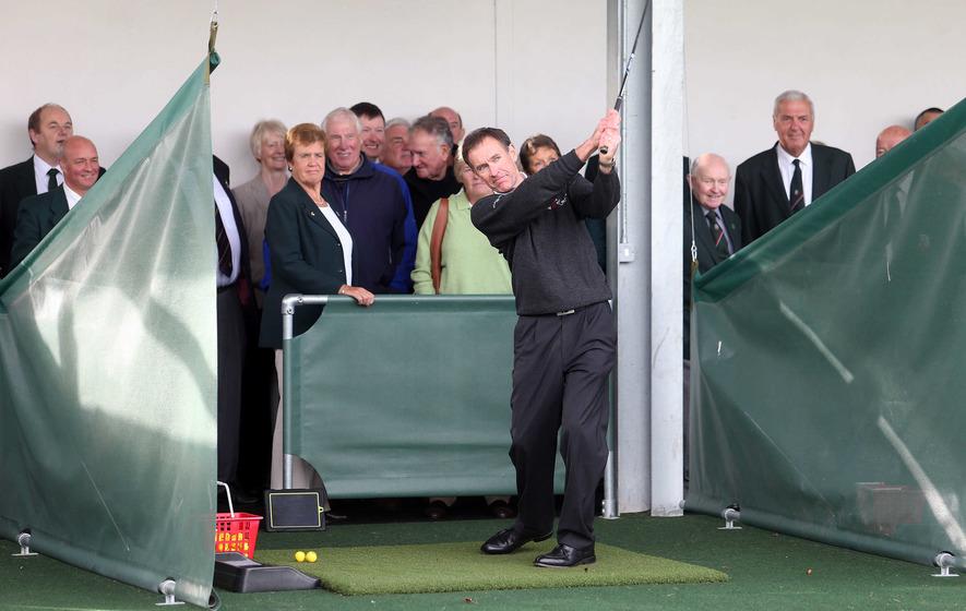 Lurgan golf club's Peter Hanna named as PGA Captain-elect