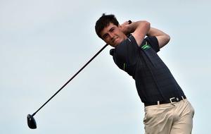 Dermot McElroy acclimatising to life as a professional golfer