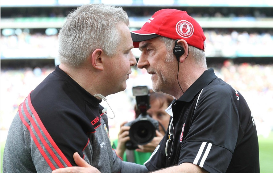 Tyrone manager Mickey Harte begins plotting for 2017