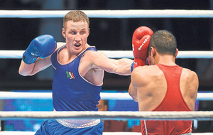 Irish boxer Michael O'Reilly ruled out of Olympics after not contesting postitive drugs test