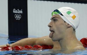 Tuesday at the Rio Olympics for Ireland