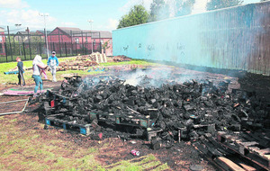 Sinn Fein MLA hits out at council for not removing bonfires