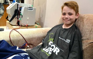 Boy gets kidney from stranger who saw social media post