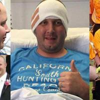 Family's funding plea as Portglenone man Kevin Carey fights brain tumour
