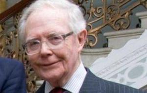 British diplomat of Irish descent behind Anglo-Irish Agreement