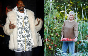 Snoop Dogg and Martha Stewart team up for new TV cookery show