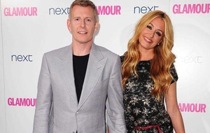 The reason Cat Deeley and Patrick Kielty kept their son's name a secret has been revealed