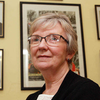SDLP stalwart Gerry Cosgrove reveals she's to work for the party - in her retirement