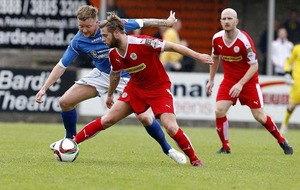 Crocked James Knowles says Cliftonville back on right road