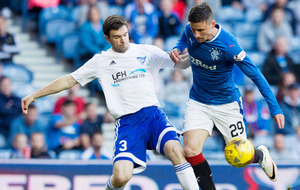 Michael O'Halloran is fitting right in with Rangers