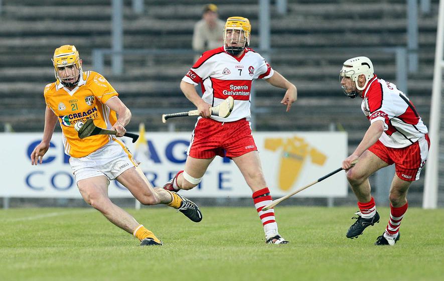 Banagher and Ballinascreen to get Derry SHC underway