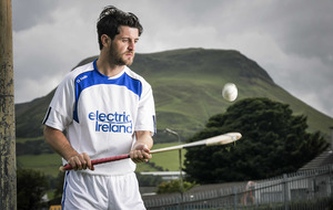 Shane McNaughton reflects on his time playing minor hurling for Antrim