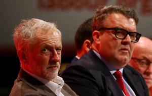 Jeremy Corbyn accuses deputy of 'nonsense' Trotskyite claims