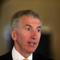 Mairtin O Muilleoir breaks silence on Bryson scandal but refuses to step aside