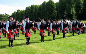 Field Marshal Montgomery Pipe Band crowned world champions