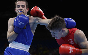 Michael Conlan takes confident first steps on road to Rio gold