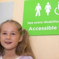 Supermarket helps combat the stigma of 'invisible' disability