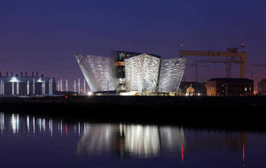 Titanic Belfast welcomes its three millionth visitor