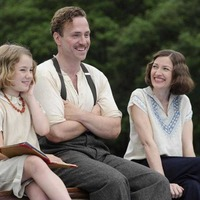 Rafe Spall gives good 'tache in Swallows and Amazons