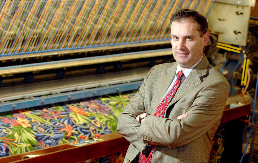 Portadown Manufacturer Uister Carpets Reports Record Year