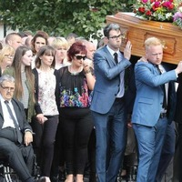 Work accident victim (33) laid to rest five weeks after his wedding