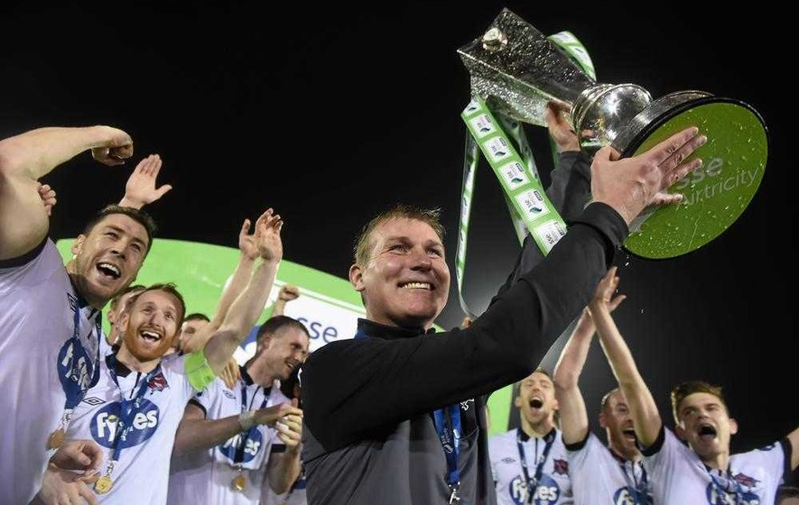 Bottle tops, phone silences and the brilliance of Dundalk boss Stephen Kenny