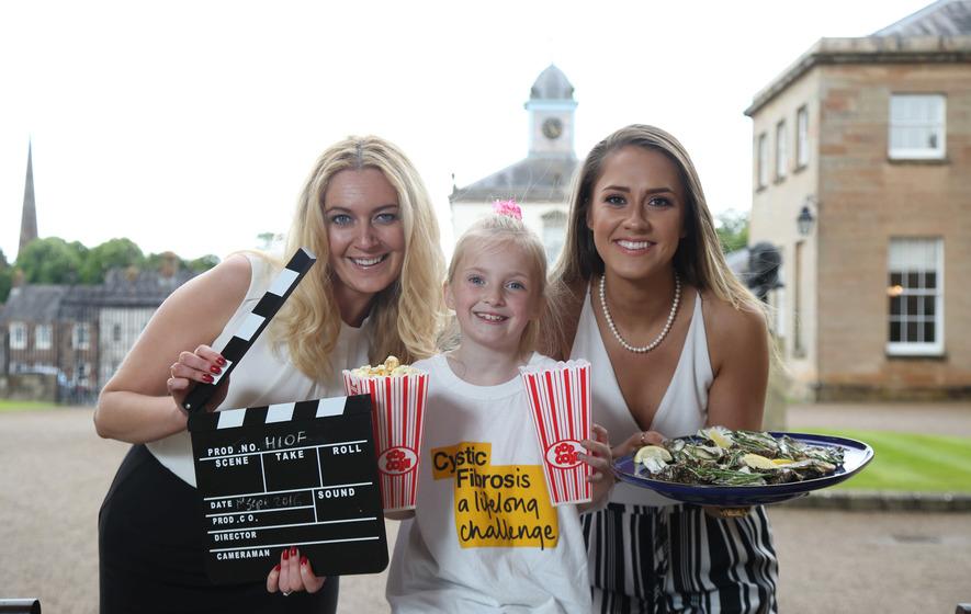 Enjoy Magic at the Movies at Hillsborough International Oyster Festival